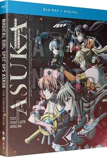 Picture of Magical Girl Spec-Ops Asuka: The Complete Series [Blu-ray+Digital]