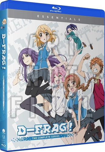 Picture of D-Frag!: The Complete Series [Blu-ray+Digital]