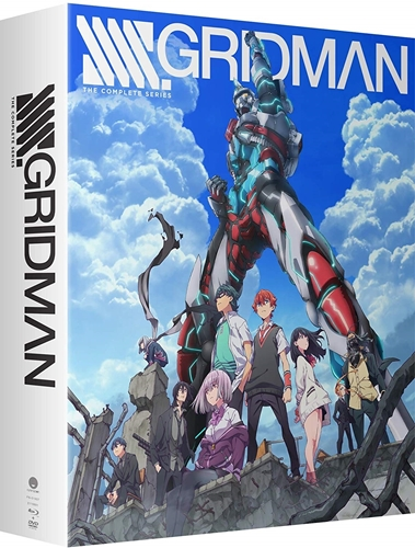Picture of SSSS.GRIDMAN: The Complete Series (Limited Edition) [Blu-ray+DVD+Digital]