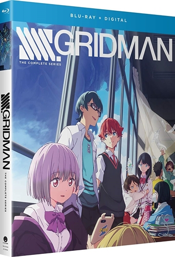 Picture of SSSS.GRIDMAN: The Complete Series [Blu-ray+Digital]