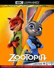 Picture of Zootopia [UHD+Blu-ray+Digital]