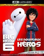 Picture of Big Hero 6 [UHD+Blu-ray+Digital]