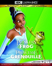 Picture of Princess and The Frog [UHD+Blu-ray+Digital]