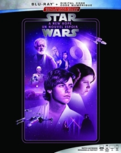 Picture of Star Wars: A New Hope [Blu-ray+Digital]