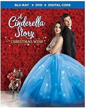 Picture of A Cinderella Story:  Christmas Wish (Bilingual) [Blu-ray+DVD+Digital]