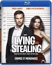 Picture of Lying and Stealing [Blu-ray+DVD]