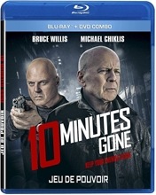 Picture of 10 Minutes Gone [Blu-ray+DVD]