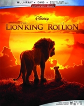 Picture of The Lion King (2019) [Blu-ray+DVD+Digital]