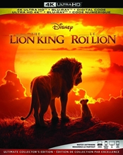 Picture of The Lion King (2019) [UHD+Blu-ray+Digital]