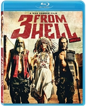 Picture of 3 From Hell [Blu-ray+DVD]