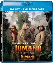 Picture of Jumanji: The Next Level (Bilingual) [Blu-ray+DVD+Digital]