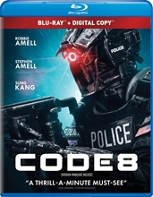 Picture of Code 8 [Blu-ray]