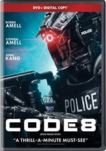 Picture of Code 8 [DVD]