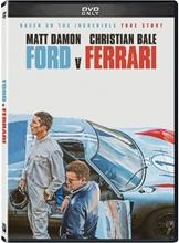 Picture of Ford Vs Ferrari [DVD]