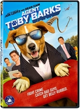 Picture of Agent Toby Barks [DVD]
