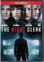 Picture of The Night Clerk [DVD+Digital]