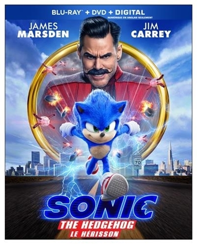 Picture of Sonic The Hedgehog [Blu-ray+DVD+Digital]