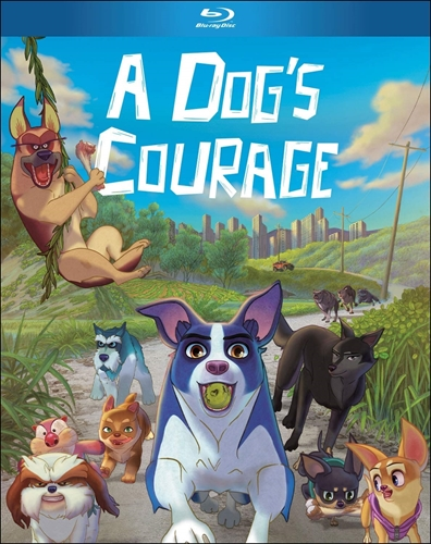 Picture of A Dog's Courage [Blu-ray]