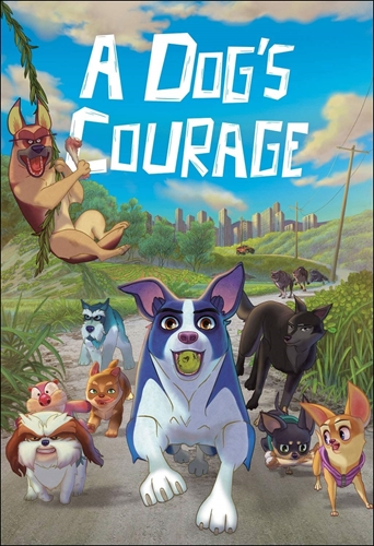Picture of A Dog's Courage [DVD]