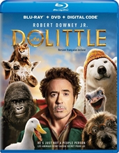 Picture of Dolittle [Blu-ray+DVD+Digital]