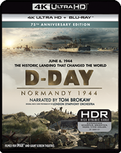 Picture of D-Day: Normandy 1944 (75th Anniversary Edition) [UHD+Blu-ray]