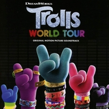 Picture of Trolls World Tour (Original Motion Picture Soundtrack) by Various