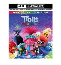 Picture of Trolls World Tour [UHD+Blu-ray+Digital]