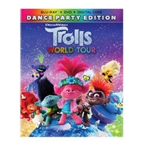 Picture of Trolls World Tour [Blu-ray+DVD+Digital]