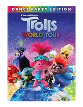 Picture of Trolls World Tour [DVD]