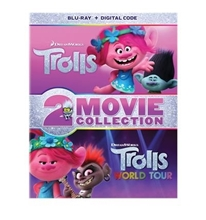 Picture of Trolls / Trolls World Tour 2-Movie Collection [Blu-ray+Digital]