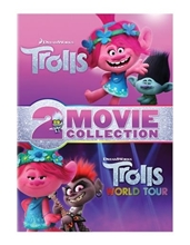 Picture of Trolls / Trolls World Tour 2-Movie Collection [DVD]
