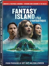 Picture of Blumhouse's Fantasy Island (Bilingual) [DVD]
