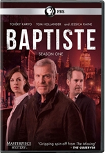 Picture of Masterpiece Mystery!: Baptiste Season 1 [DVD]