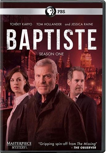Picture of Masterpiece Mystery!: Baptiste Season 1 [DVD]