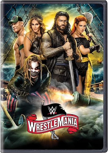 Picture of WWE: WrestleMania 36 [DVD]