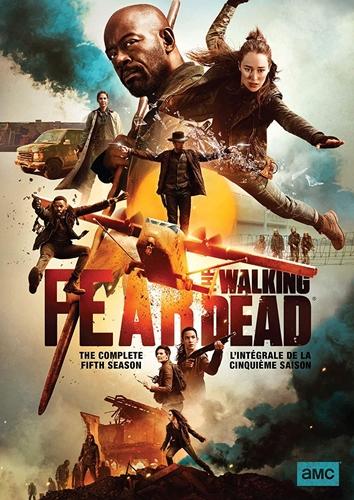 Picture of Fear the Walking Dead: Season 5 [DVD]