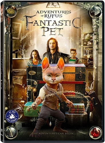 Picture of The Adventures of Rufus: The Fantastic Pet [DVD]