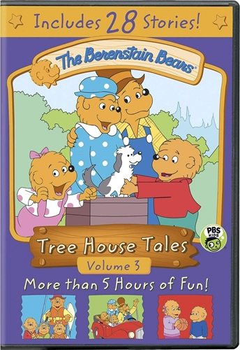 Picture of The Berenstain Bears: Tree House Tales Volume 3 [DVD]