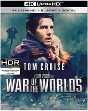Picture of War of the Worlds (2005) [UHD+Blu-ray+Digital]