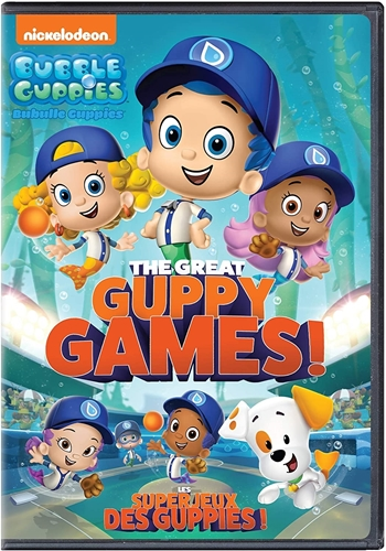 Picture of Bubble Guppies: The Great Guppy Games! [DVD]