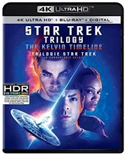 Picture of Star Trek Trilogy Collection [UHD]