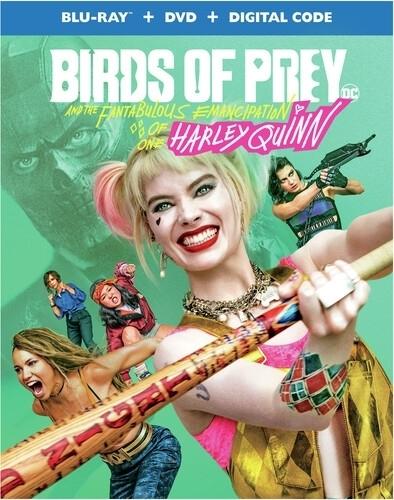 Picture of Birds of Prey (Blu-ray+DVD+Digital]