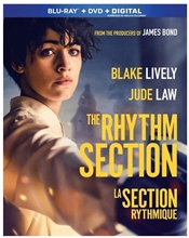 Picture of The Rhythm Section (Bilingual) [Blu-ray+DVD+Digital]