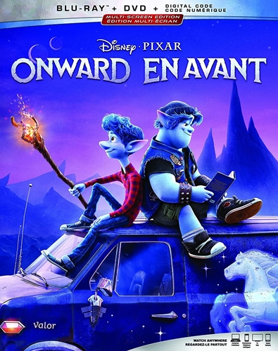 Picture of Onward [Blu-ray+DVD+Digital]