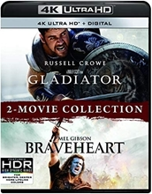 Picture of Gladiator/Braveheart (2-Movie Collection) [UHD+Digital]
