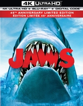 Picture of Jaws [UHD+Blu-ray+Digital]