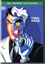 Picture of DC Super Villains: Two Face [DVD]