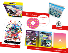 Picture of Promare (Collector's Edition) [Blu-ray+DVD]