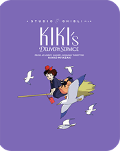 Picture of Kiki's Delivery Service (Limited Edition SteelBook) [Blu-ray+DVD]