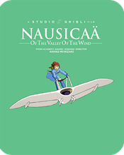 Picture of Nausicaa of the Valley of the Wind (Limited Edition SteelBook) [Blu-ray+DVD]